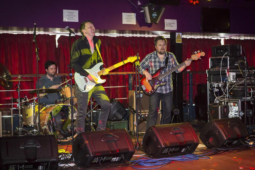 Ash Wilson Band